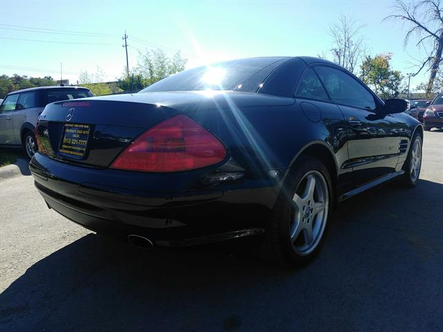 2003 Mercedes-Benz SL 500 - Photo 19 - Cincinnati, OH 45255