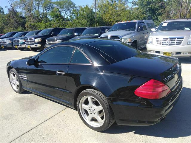 2003 Mercedes-Benz SL 500 - Photo 4 - Cincinnati, OH 45255