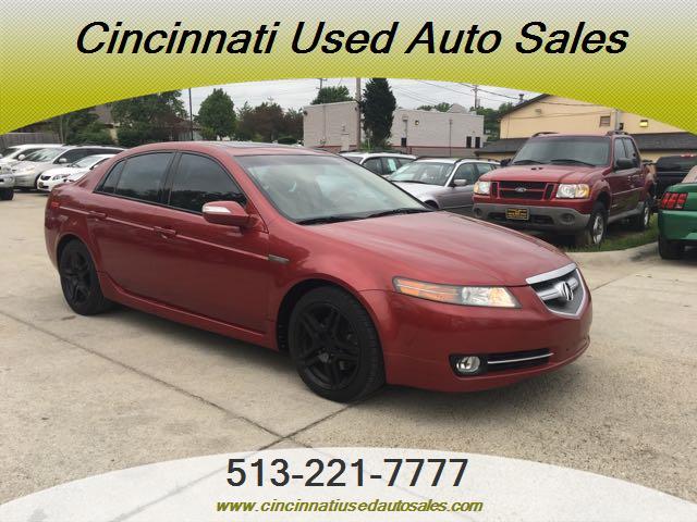 2008 Acura TL for sale in Cincinnati, OH | Stock #: TR10334