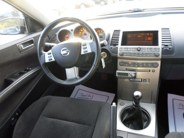 2004 Nissan Maxima 3 5 Se Manual Enthusiast Wiring Diagrams