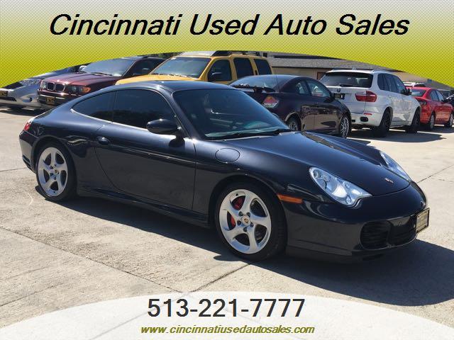 2004 Porsche 911 Carrera 4s For Sale In Cincinnati Oh Stock 12400