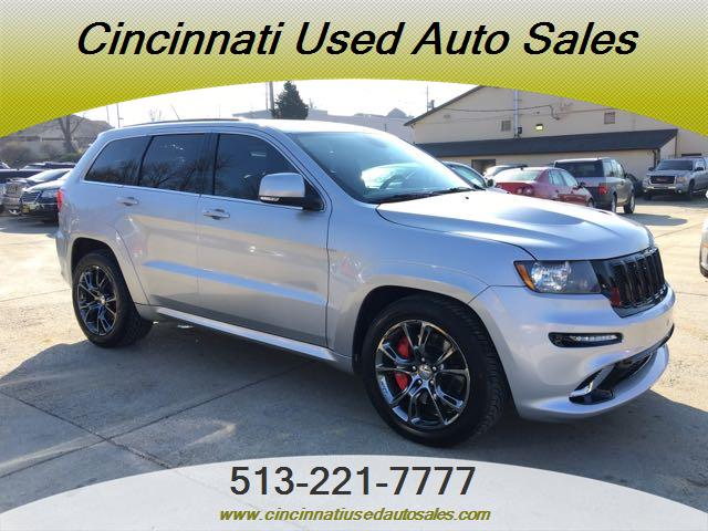Jeep Srt8 For Sale Near Me >> 2012 Jeep Grand Cherokee Srt8 For Sale In Cincinnati Oh