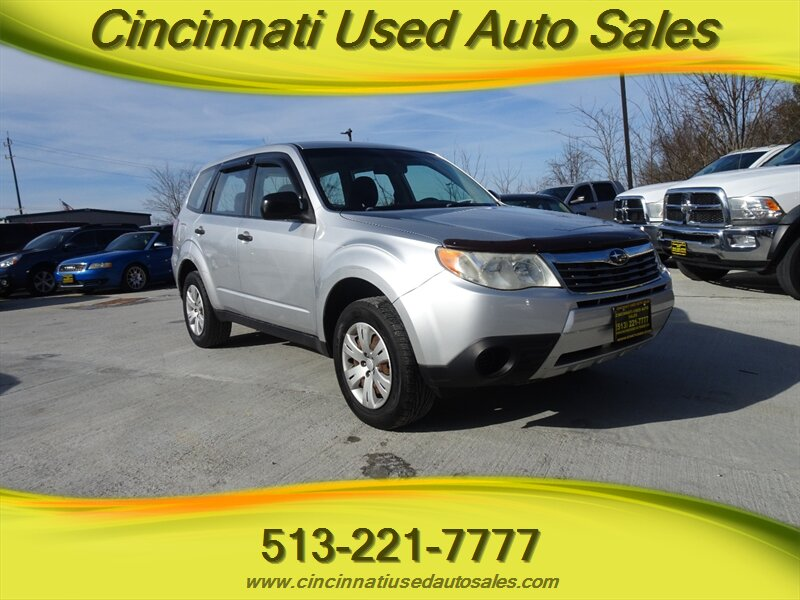 2010 Subaru Forester 2.5X photo