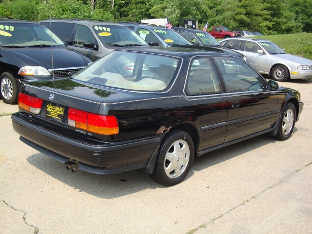 1992 Honda Accord Ex For Sale In Cincinnati Oh Vin