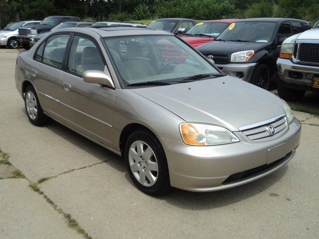 2001 Honda Civic EX   Photo 1   Cincinnati, OH 45255