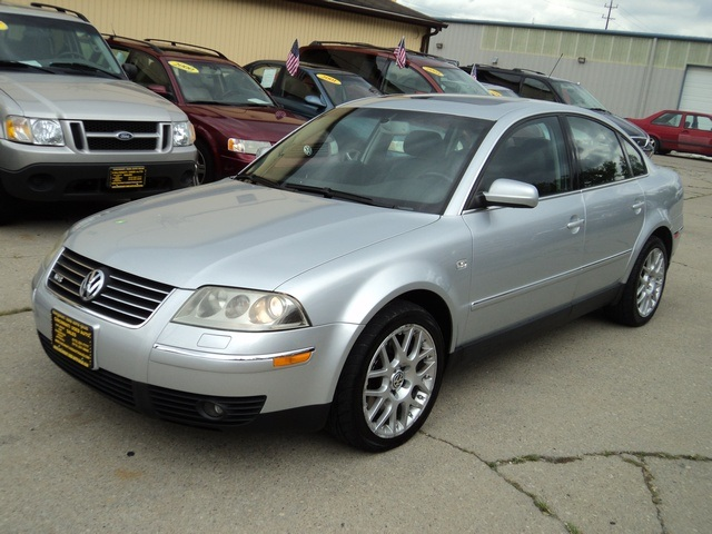 2003 volkswagen passat w8 4motion for sale in cincinnati oh stock 10784. Black Bedroom Furniture Sets. Home Design Ideas