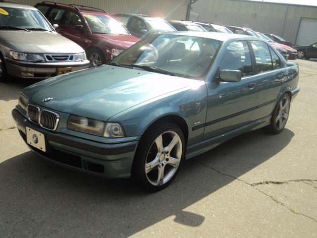1997 Bmw 318i For Sale In Cincinnati Oh Stock 10751
