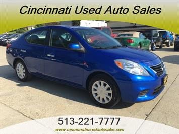 2012 Nissan Versa 1.6 SV - Photo 1 - Cincinnati, OH 45255
