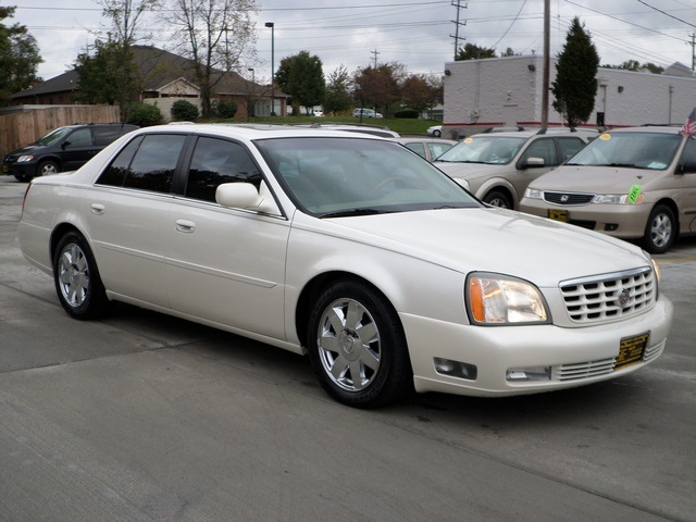 2003 Cadillac DeVille DeVille DTS for sale in Cincinnati, OH | Stock