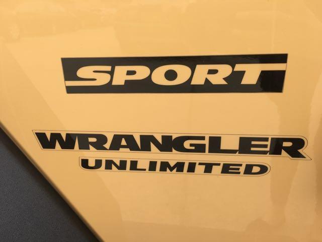 2014 Jeep Wrangler Unlimited Sport - Photo 22 - Cincinnati, OH 45255