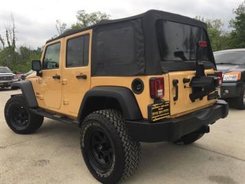 2014 Jeep Wrangler Unlimited Sport - Photo 13 - Cincinnati, OH 45255