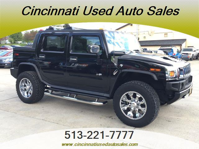 Hummer H2 Sut For Sale >> 2005 Hummer H2 Sut For Sale In Cincinnati Oh Stock