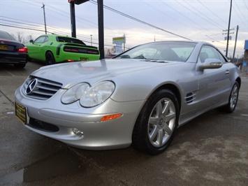 2003 Mercedes-Benz SL 500 - Photo 9 - Cincinnati, OH 45255