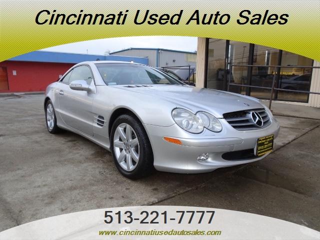 2003 Mercedes-Benz SL 500 - Photo 1 - Cincinnati, OH 45255