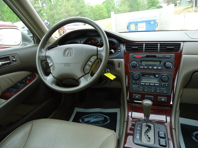 2002 acura rl 3 5 for sale in cincinnati oh stock 10937. Black Bedroom Furniture Sets. Home Design Ideas