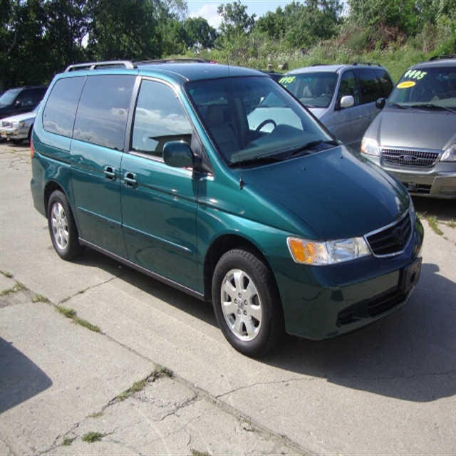 2002 Honda Odyssey EX For Sale In Cincinnati, OH