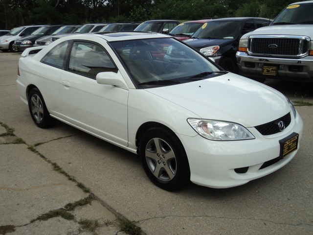 2004 honda civic ex for sale in cincinnati oh stock 10739. Black Bedroom Furniture Sets. Home Design Ideas