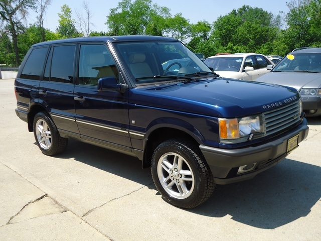 2002 land rover range rover 4 6 hse for sale in cincinnati. Black Bedroom Furniture Sets. Home Design Ideas