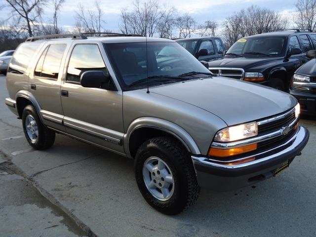1999 Chevy Blazer Us Cars