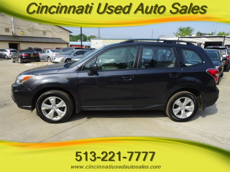2015 Subaru Forester 2.5i photo