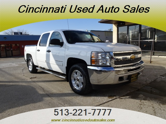 2013 Chevrolet Silverado 1500 LT - Photo 1 - Cincinnati, OH 45255