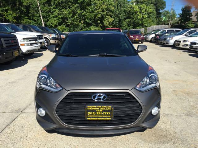 2014 Hyundai Veloster Turbo - Photo 2 - Cincinnati, OH 45255