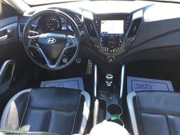 2014 Hyundai Veloster Turbo - Photo 7 - Cincinnati, OH 45255