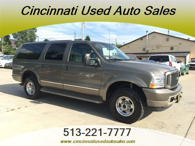 2002 Ford Excursion Limited - Photo 1 - Cincinnati, OH 45255