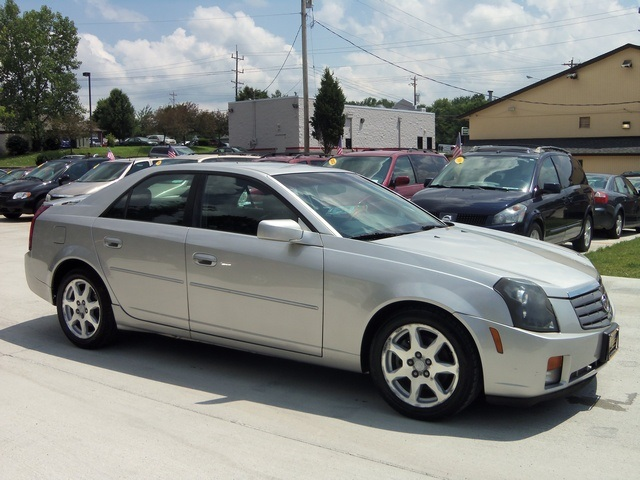 2003 Cadillac Cts For Sale In Cincinnati Oh Stock 11249