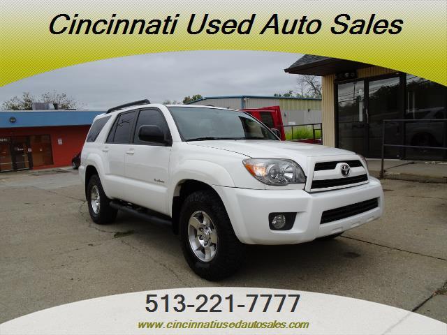 2009 Toyota 4Runner Sport Edition - Photo 1 - Cincinnati, OH 45255