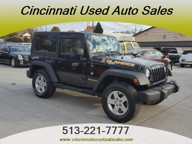 2010 jeep islander edition for sale
