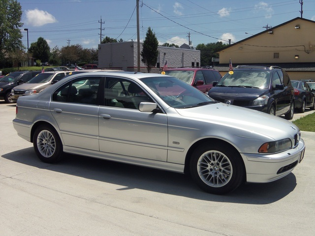 2002 bmw 530i for sale in cincinnati oh stock 11313. Black Bedroom Furniture Sets. Home Design Ideas