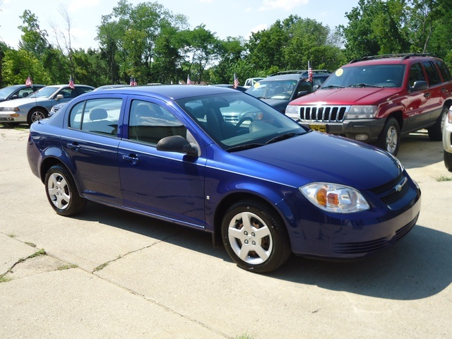 2007 Chevrolet Cobalt Ls For Sale In Cincinnati Oh Stock