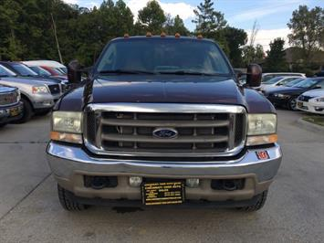 2003 Ford F-250 Super Duty King Ranch 4dr Crew Cab Lariat Truck