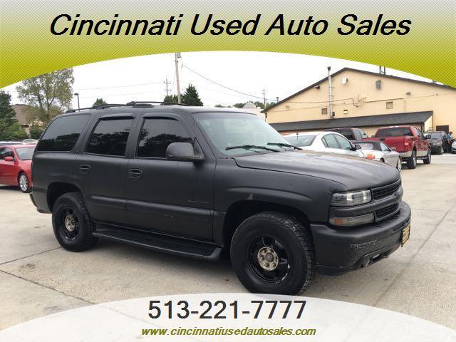 2000 Chevrolet Tahoe LT 4dr - Photo 1 - Cincinnati, OH 45255