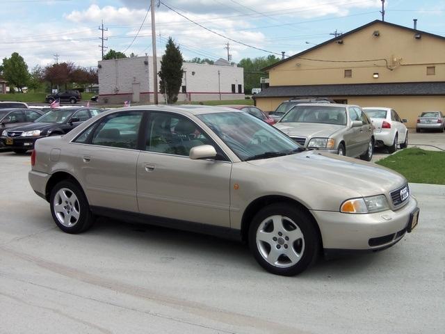 1999 Audi A4 Quattro 2 8 For Sale In Cincinnati Oh