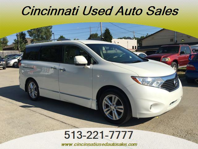 2012 Nissan Quest 3.5 SL - Photo 1 - Cincinnati, OH 45255