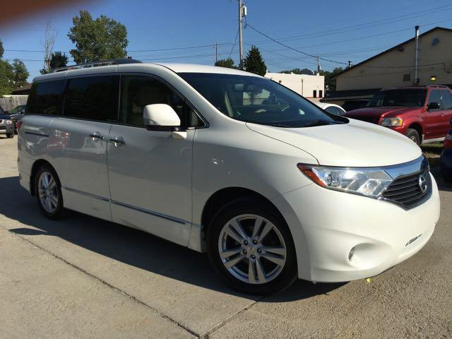 2012 Nissan Quest 3.5 SL - Photo 10 - Cincinnati, OH 45255