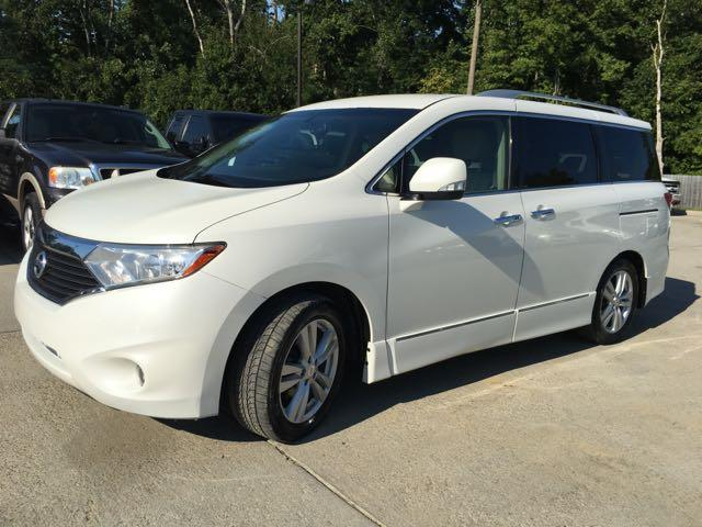 2012 Nissan Quest 3.5 SL - Photo 11 - Cincinnati, OH 45255
