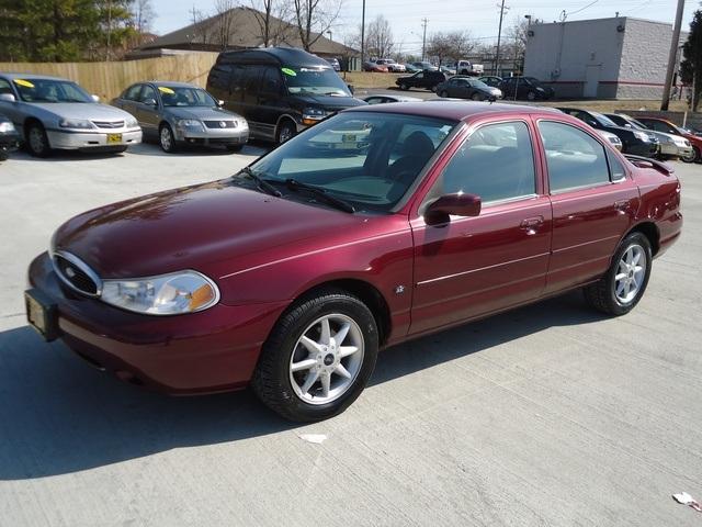 2000 Ford Contour Se For Sale In Cincinnati Oh Stock 11188