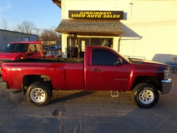 2009 Chevrolet Silverado 2500 Work Truck - Photo 3 - Cincinnati, OH 45255