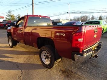 2009 Chevrolet Silverado 2500 Work Truck - Photo 10 - Cincinnati, OH 45255