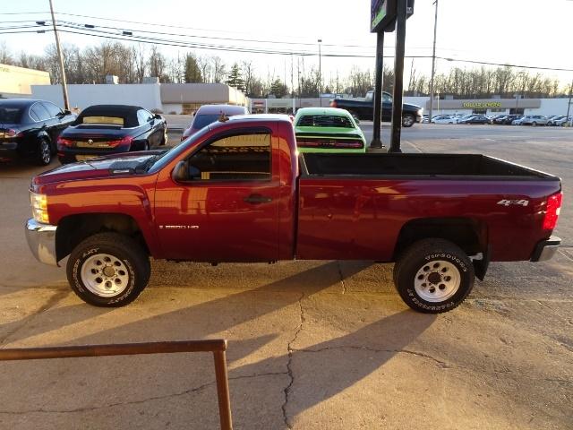 2009 Chevrolet Silverado 2500 Work Truck - Photo 9 - Cincinnati, OH 45255