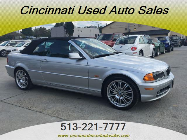 2000 bmw 323ci for sale in cincinnati oh stock 12933. Black Bedroom Furniture Sets. Home Design Ideas