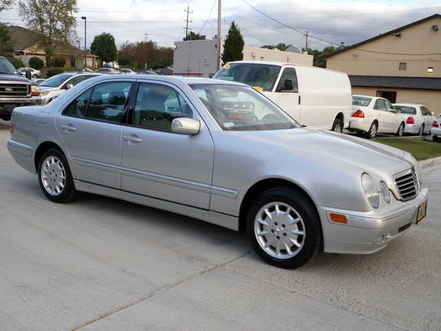 2002 mercedes benz e320 4matic for sale in cincinnati oh stock 11365. Black Bedroom Furniture Sets. Home Design Ideas