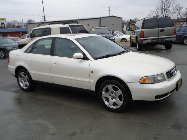 Audi A Quattro For Sale In Cincinnati OH Stock - 1998 audi a4