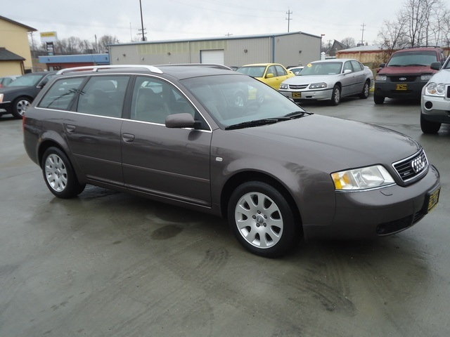 1999 Audi A6 Avant Quattro 2 8 For Sale In Cincinnati  Oh