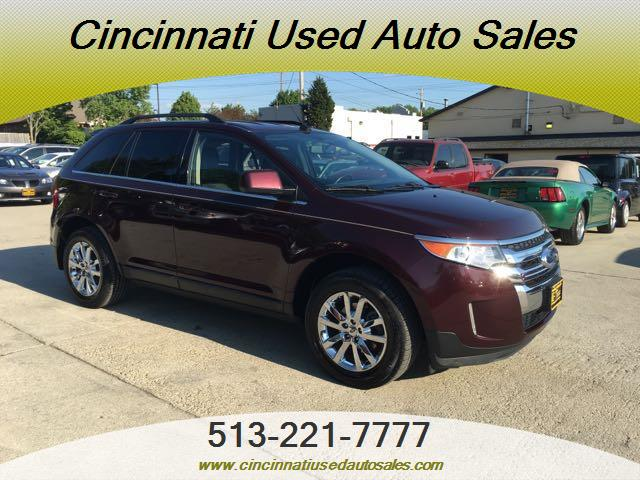 2011 Ford Edge Limited - Photo 1 - Cincinnati, OH 45255