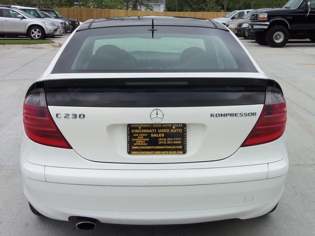 ... 2002 Mercedes Benz C230 Kompressor   Photo 5   Cincinnati, OH 45255 ...