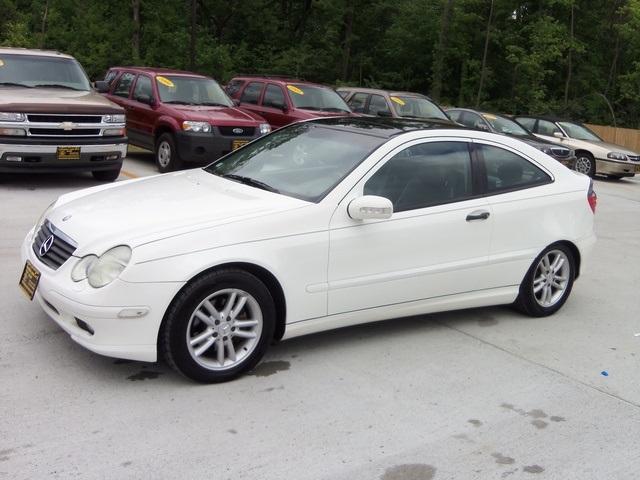 2002 Mercedes Benz C230 Kompressor For Sale In Cincinnati Oh